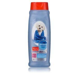 HARTZ - Sampon pentru blana alba - 532 ml – Pentru caini