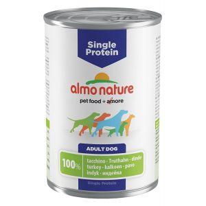 Almo Nature Daily Menu Single Protein cu carne de curcan - pentru caini