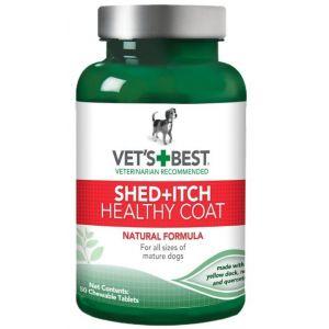 VET'S BEST - BLANITA SANATOASA, 60 Tab - supliment pentru caini