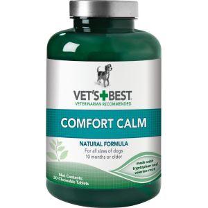 VET'S BEST CONFORT CALM, 60 Tab - suplimente pentru caini