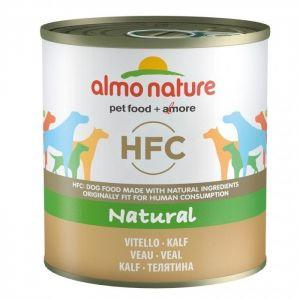 Hrana caini conserva Almo Nature Dog - file de pui 280g