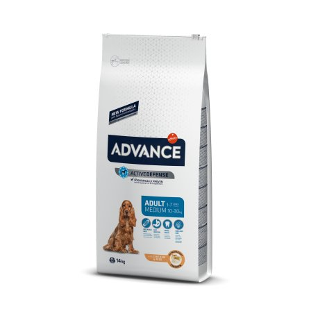 Hrana caini Advance Medium Adult
