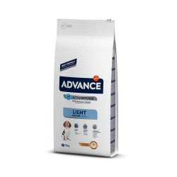 Hrana caini Advance Medium Light