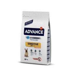 Hrana caini Advance Mini Sensitive