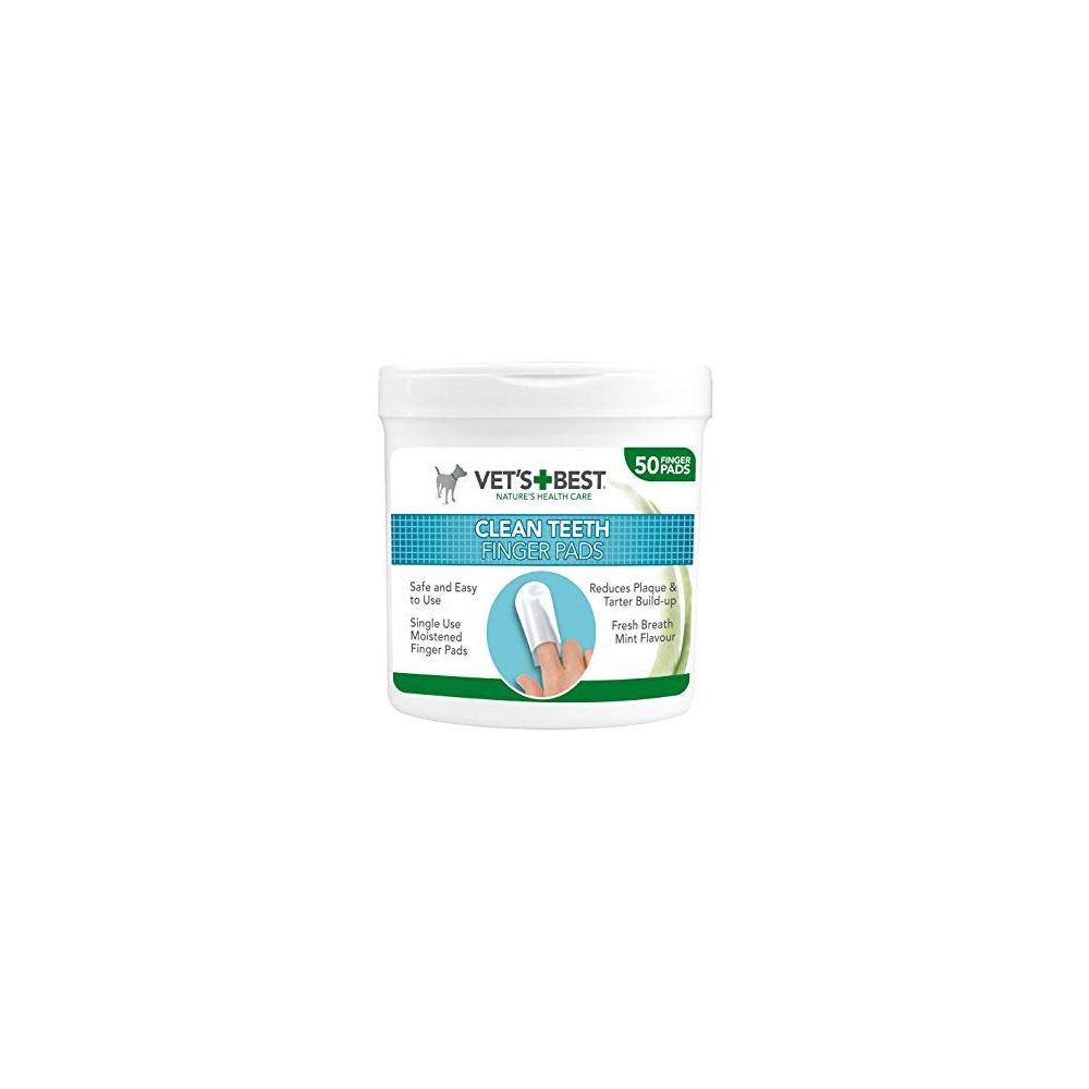 Degetare curatare dental pentru caini, Vet's Best,