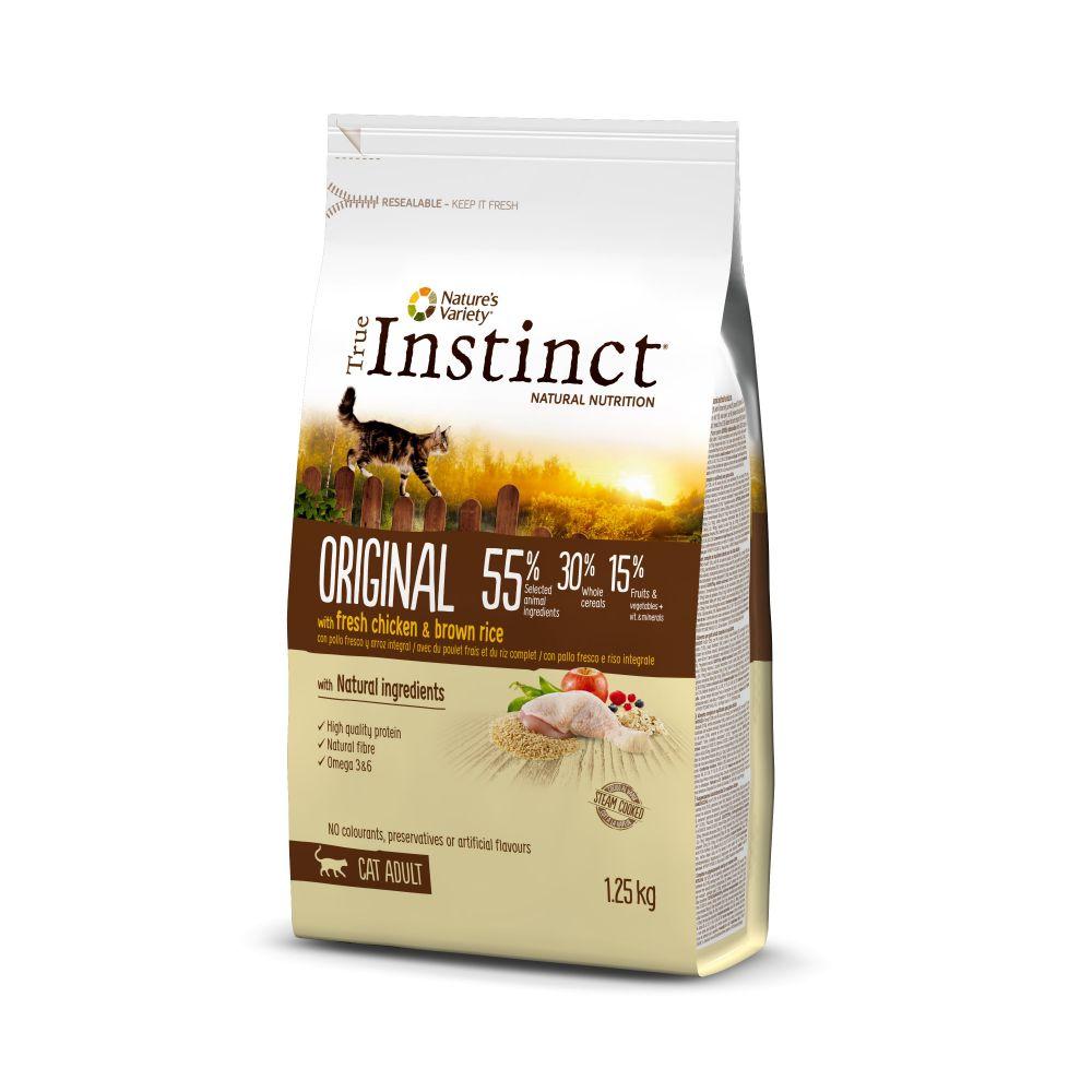 Hrana uscata pentru pisici, sac TRUE INSTINCT ORIGINAL PUI