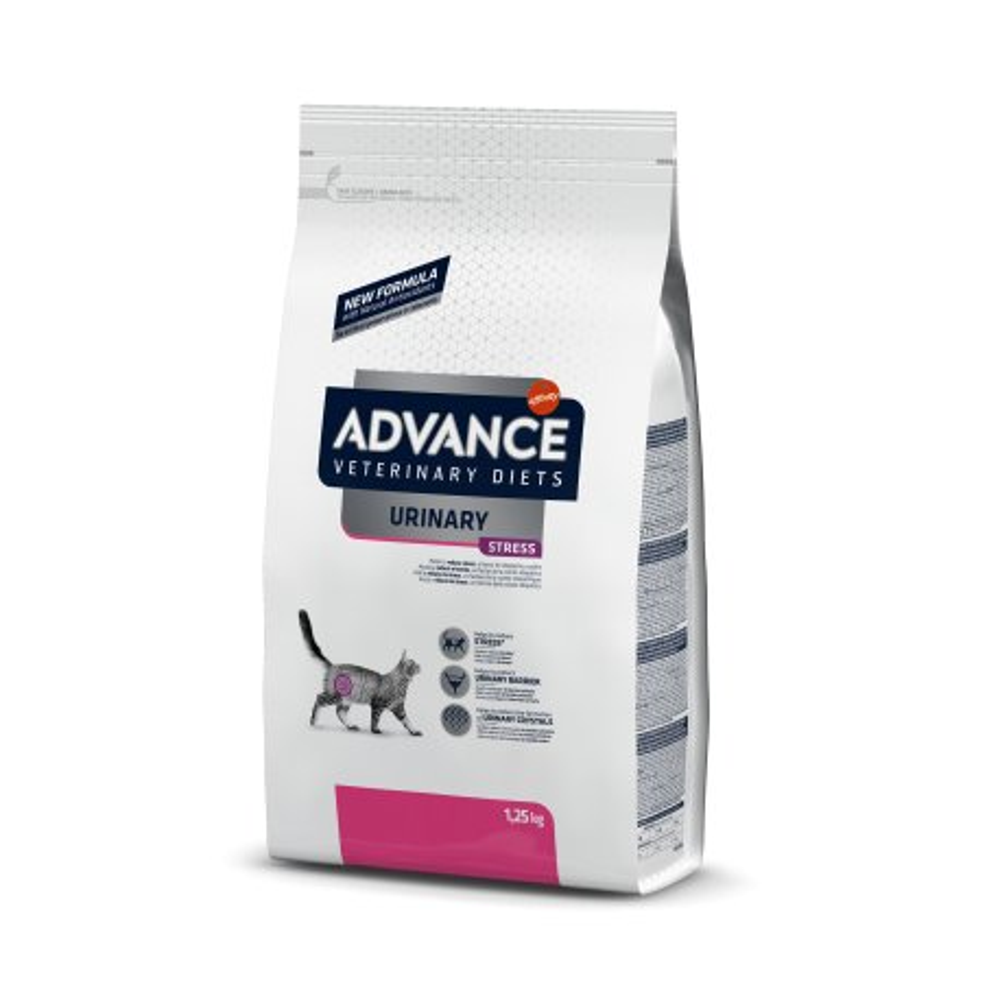 Hrana pisici Advance Veterinary Diets Urinary Stress - dieta uscata
