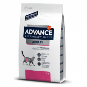 Hrana pisici Advance Urinary - dieta uscata 8 kg