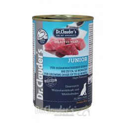 DR. Clauder`s – Selected meat - Junior