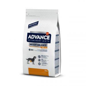Hrana caini Advance Veterinary Weight Balance Mini - dieta uscata 1.5 kg