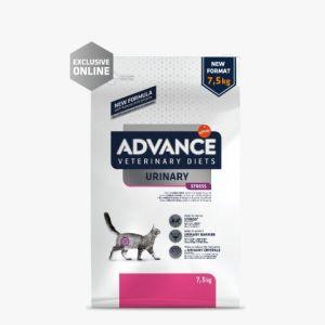 Hrana pisici Advance Veterinary Diets Urinary Stress - dieta uscata 7.5 kg