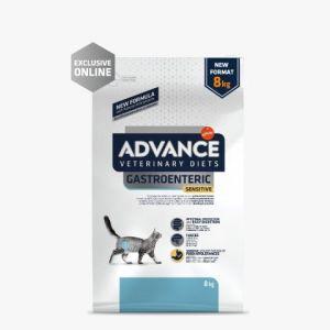 Hrana pisici Advance Veterinary Diets Gastro Sensitive - dieta uscata 8 kg