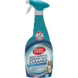 Solutie pentru curatat suprafete multiple, Bramton Simple Solution, 750 ml