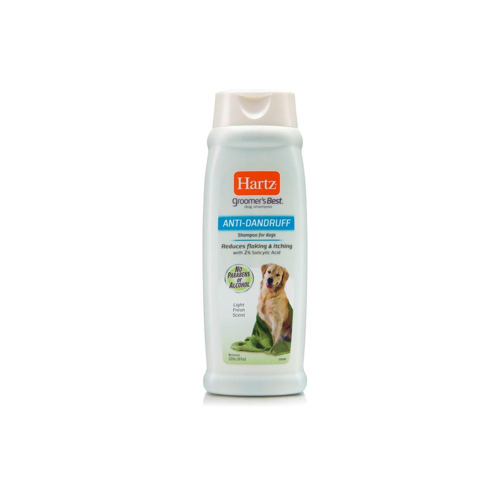 HARTZ - Sampon cu extract de ovaz – Pentru caini 2
