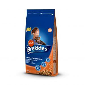 Hrana pisici Brekkies Excel Mix Pui 20kg