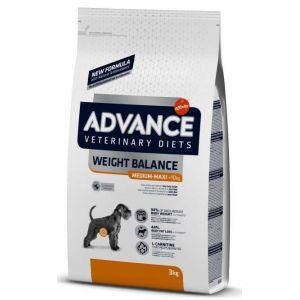 Hrana caini Advance Veterinary Obesity Control - dieta uscata